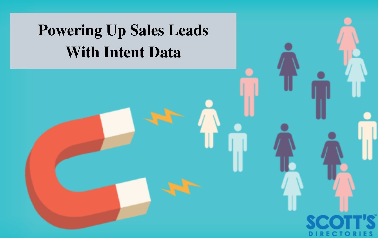 Powering up sales leads